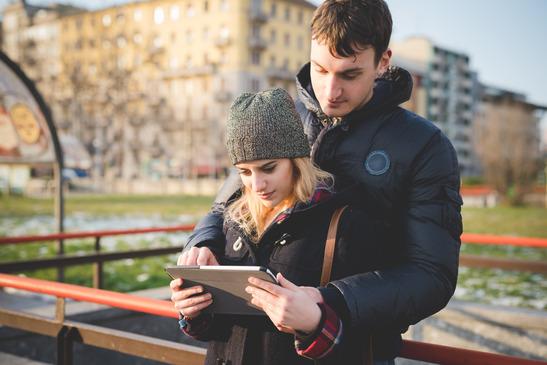 Online Dating profil namn tips